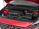 2019 Hyundai Accent Limited, engine.