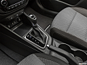 2019 Hyundai Accent Limited, gear shifter/center console.