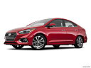 2019 Hyundai Accent Limited, low/wide front 5/8.