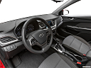 2019 Hyundai Accent Limited, interior hero (driver's side).
