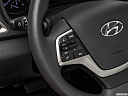 2019 Hyundai Accent Limited, steering wheel controls (left side)
