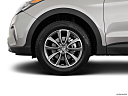 2019 Hyundai Santa FE XL SE, front drivers side wheel at profile.
