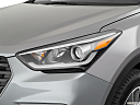 2019 Hyundai Santa FE XL SE, drivers side headlight.