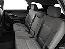 2019 Hyundai Santa FE XL SE, rear seats from drivers side.