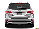 2019 Hyundai Santa FE XL SE, low/wide rear.