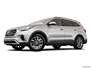 2019 Hyundai Santa FE XL SE, low/wide front 5/8.