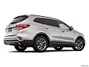 2019 Hyundai Santa FE XL SE, low/wide rear 5/8.