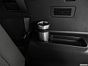 2019 Hyundai Santa FE XL SE, third row side cup holder with coffee prop.
