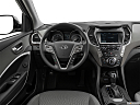 2019 Hyundai Santa FE XL SE, steering wheel/center console.