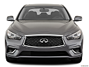 2019 Infiniti Q50 Luxe, low/wide front.