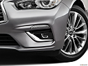 2019 Infiniti Q50 Luxe, driver's side fog lamp.