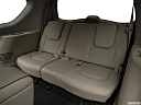 2019 Infiniti QX80 Luxe 4WD, 3rd row seat from driver side.