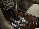 2019 Infiniti QX80 Luxe 4WD, gear shifter/center console.