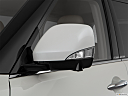 2019 Infiniti QX80 Luxe 4WD, driver's side mirror, 3_4 rear