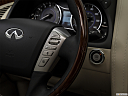 2019 Infiniti QX80 Luxe 4WD, steering wheel controls (right side)