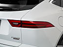 2019 Jaguar E-Pace S, passenger side taillight.