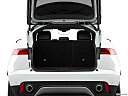 2019 Jaguar E-Pace S, trunk open.