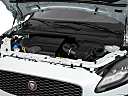 2019 Jaguar E-Pace S, engine.