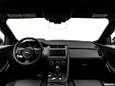 2019 Jaguar E-Pace S, centered wide dash shot