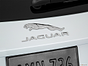 2019 Jaguar E-Pace S, rear manufacture badge/emblem