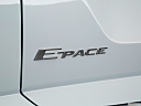 2019 Jaguar E-Pace S, rear model badge/emblem