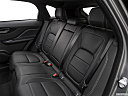 2019 Jaguar F-Pace S, rear seats from drivers side.