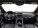 2019 Jaguar F-Pace S, centered wide dash shot