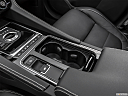 2019 Jaguar F-Pace S, cup holders.