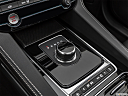 2019 Jaguar F-Pace S, gear shifter/center console.
