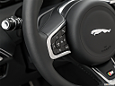 2019 Jaguar F-Pace S, steering wheel controls (left side)