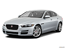 2019 Jaguar XE 25t Premium, front angle medium view.