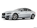 2019 Jaguar XE 25t Premium, low/wide front 5/8.