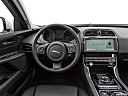 2019 Jaguar XE 25t Premium, steering wheel/center console.