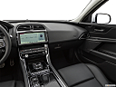 2019 Jaguar XE 25t Premium, center console/passenger side.