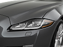 2019 Jaguar XJL Portfolio, drivers side headlight.