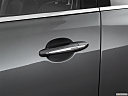 2019 Jaguar XJL Portfolio, drivers side door handle.