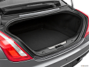 2019 Jaguar XJL Portfolio, trunk open.