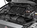 2019 Jaguar XJL Portfolio, engine.