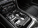 2019 Jaguar XJL Portfolio, cup holders.