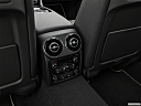 2019 Jaguar XJL Portfolio, rear a/c controls.