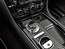 2019 Jaguar XJL Portfolio, gear shifter/center console.