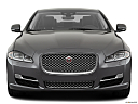 2019 Jaguar XJL Portfolio, low/wide front.