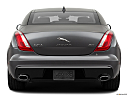 2019 Jaguar XJL Portfolio, low/wide rear.
