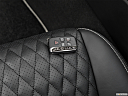 2019 Jaguar XJL Portfolio, key fob on driver's seat.