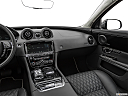 2019 Jaguar XJL Portfolio, center console/passenger side.