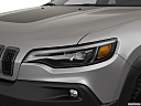 2019 Jeep Cherokee Trailhawk Elite, drivers side headlight.