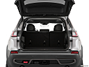 2019 Jeep Cherokee Trailhawk Elite, trunk open.