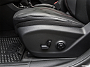 2019 Jeep Cherokee Trailhawk Elite, seat adjustment controllers.