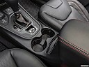 2019 Jeep Cherokee Trailhawk Elite, cup holders.