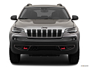 2019 Jeep Cherokee Trailhawk Elite, low/wide front.
